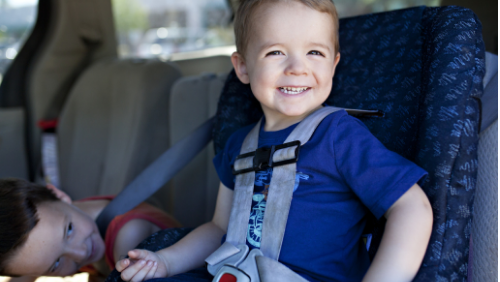 5 Car Seat Safety Tips image