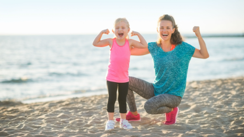 6 Hands on Workouts for Moms image