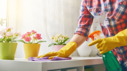 Stress-Free Spring Cleaning image