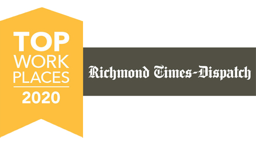 Patient First Named Top Workplace by Richmond Times-Dispatch image