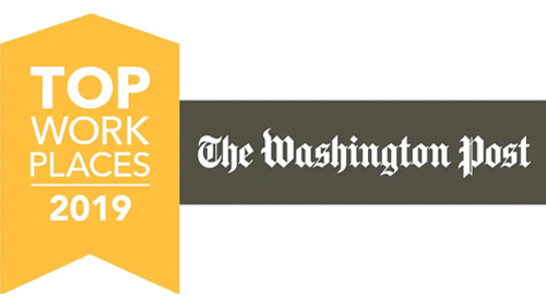Named Best Workplace by The Washington Post image