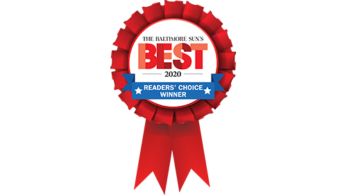 "Patient First Named ""Best Urgent Care"" by The Baltimore Sun image"