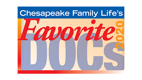 "Patient First Physician Named ""Top Physician"" by Chesapeake Family Life image"
