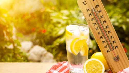 Health Risks Rise With Heat image