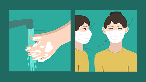 How to Put On and Take Off Your Face Mask image