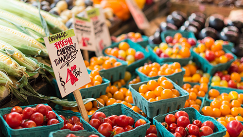 5 Health Benefits of Shopping at Farmers Markets image