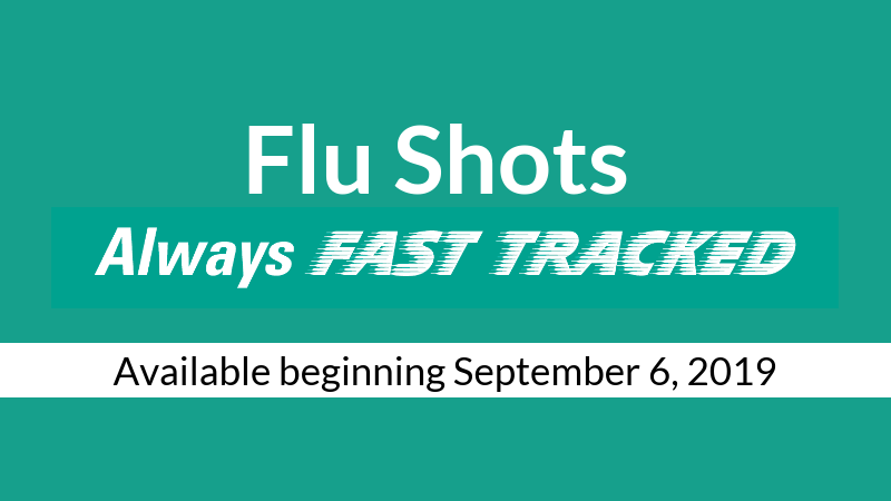 Fast Track Flu Shots at Patient First image