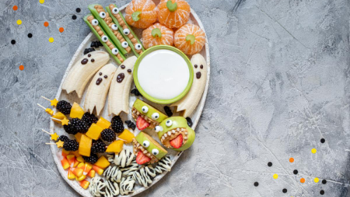 Healthy Treats to Make for a Spooktacular Halloween image