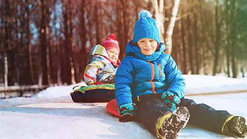 Inclusive Winter Activities - Ideas for Every Child to Enjoy a Snow Day image