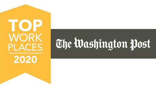 "Patient First Named ""Top Workplace"" of 2020 by The Washington Post image"