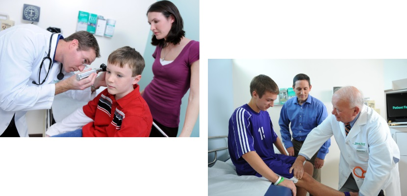 Walk-In Sports Physicals - Patient First