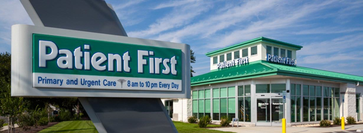 Find a Patient First Medical Center